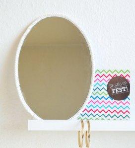 Diy Spiegel Rahmen Selber Machen