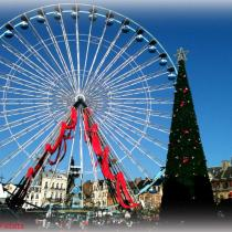 lille grand place noel
