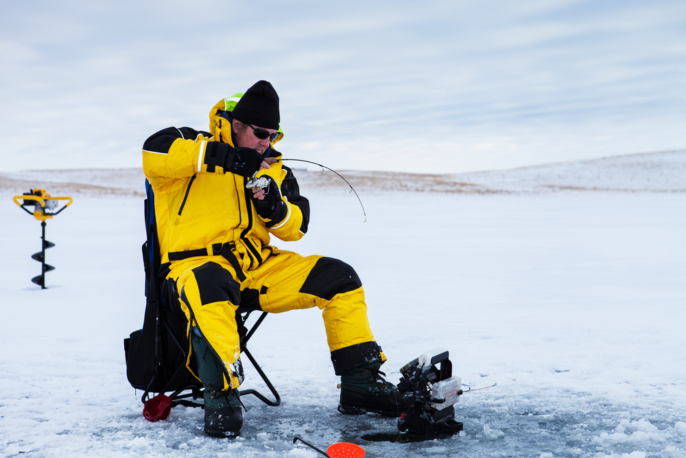 6 Best Ice Fishing Boots 2019 Buyer39s Guide And Reviews