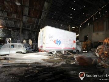 Garage des ann es 70 urbex rurbex souterrains de lyon for Garage lyon 5