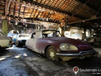 Garage des ann es 70 urbex rurbex souterrains de lyon for Garage coquard lyon 7