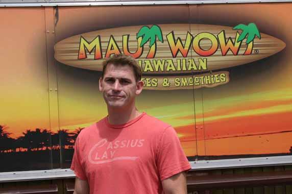 Matt Geller, CEO, Mobile Food Vendors Association
