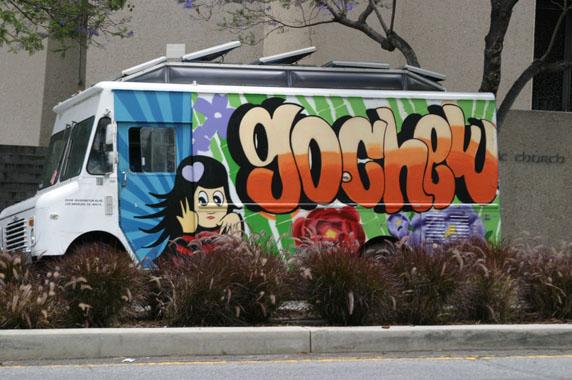 Go Chew Gourmet Food Truck