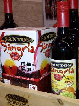 Santos Sangria