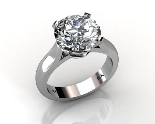 Custom Design Wedding Ring South Bay Gold