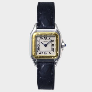 Cartier De Santos 1120 Women Watch South Bay Gold