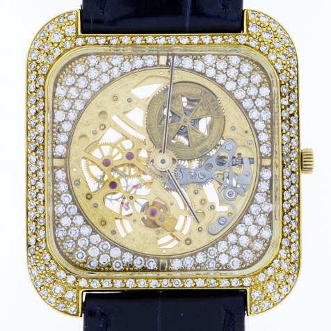 Vacheron Constantine Watch Diamond South Bay Gold - Torrance