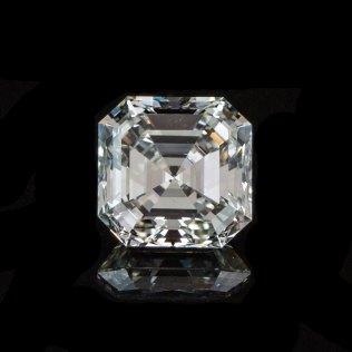 Asscher Cut Diamond H SI1 No Cert South Bay Gold