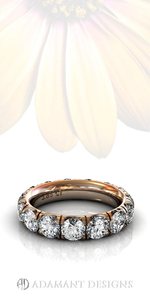 15 Diamond Eternity Wedding Band - Torrance