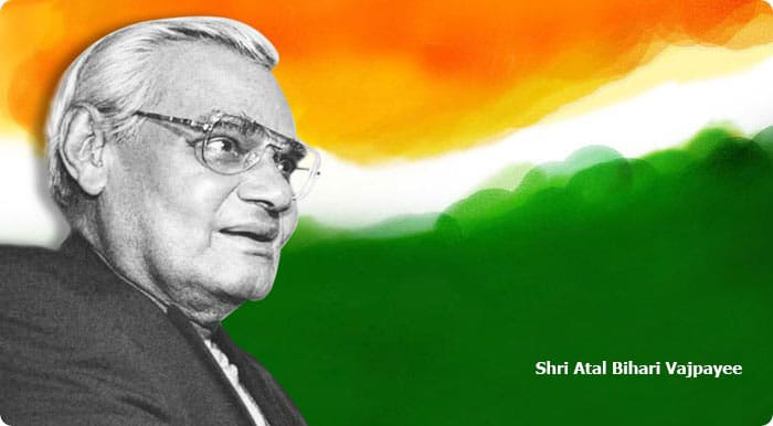 Hindi Movie Wallpapers With Quotes Atal Bihari Vajpayee Biopic Titled Quot Yugpurush Atal