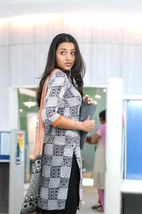 kuruvi trisha 4 Trisha Exclusive Photos from Kuruvi SpotLight