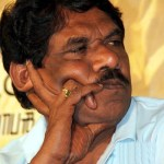 Director Bharathiraja directs TV serial