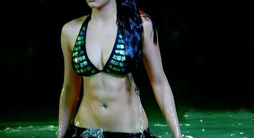 shruti haasan hot and sexy pictures 4 Luck Movie Hot Shruti Hassan Bikini Pose Photo Gallery