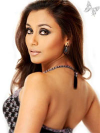 bollywood actress rani mukarjee Rani Mukherjee to wear swim suit!