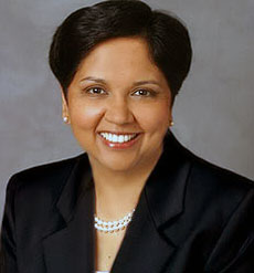 indra nooyi f Indias 7 most Influential women