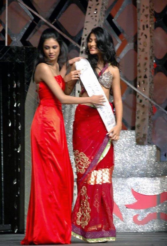 pantaloons femina miss india south stills pictures photos 2 Pantaloons Femina Miss India 2009