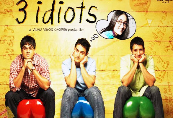 3 Idiots '3 Idiots' to enter Tamil