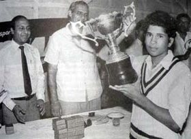 Sachin Tendulkar17 Sachin Tendulkar Rare Picture & Videos