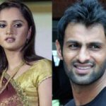 Shoaib Malik and Sania Mirza Hidden Love
