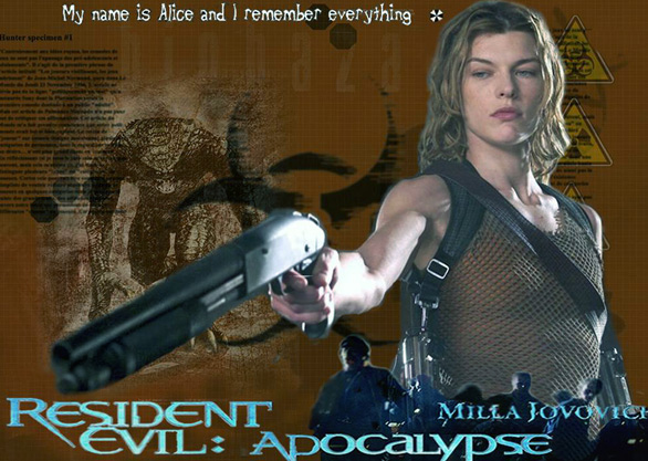 Resident Evil Are you ready to enter Resident Evil back again?