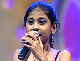 nithyashree Vote For Airtel Super Singer Junior 2 Show