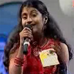 Alka Ajith - Vijay TV's Airtel Super Singer Junior 2 Winner