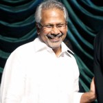 My entry into cinema was accidental - says Mani Ratnam