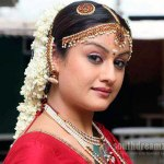 Sonia Agarwal not acting with Mammotty