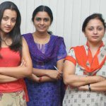 Trisha's mom acting for Kamal