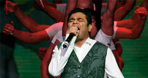 Commonwealth Games ar rahman A.R Rahman in US