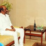 Rajinikanth has invited C.M and Former C.M