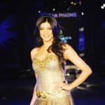 Sushmita  Sen @ Blender's Pride Fashion Tour photo gallery
