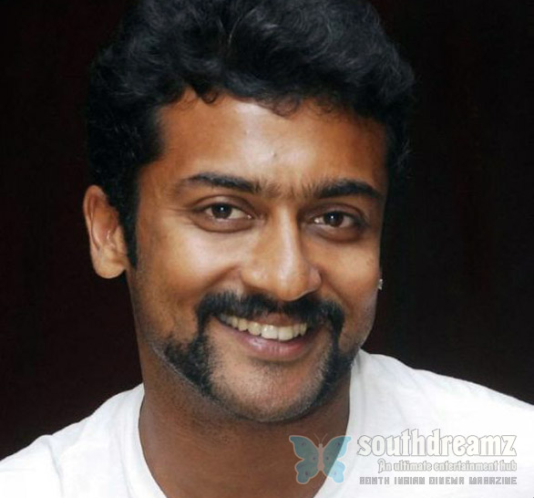 Singam Surya exclusive stills Robot the Rajini doesnt go well with Surya