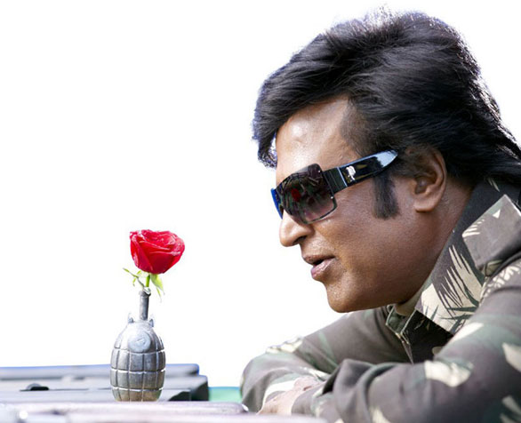 endhiran 2 Rajnikanths Ra.One' teaser Saturday October 15, 2011