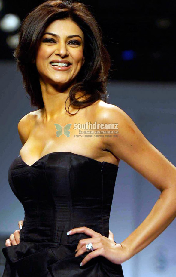 Sushmita Sen Actress Sushmita Sen is a die hard romantic!