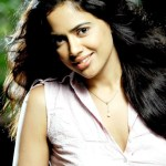 Sameera Reddy tries different