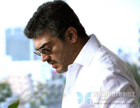 ajith Ajith in Nagi Reddys movie?