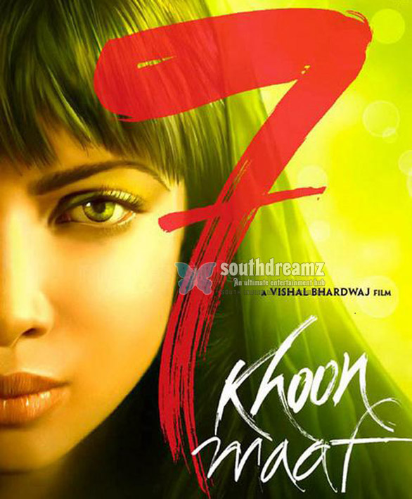 saat khoon maaf 02 Upcoming Bollywood Movies   2011
