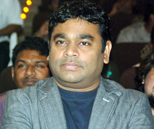 AR Rahman When AR Rahman went down memory lane