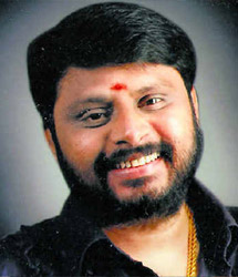 Director Vikraman Director Vikraman is back!