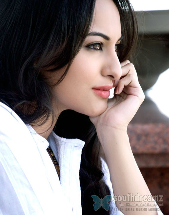 Sonakshi sinha Top 50 Most Desirable Indian Celebrities