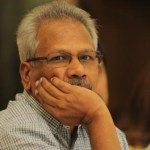 Mani Ratnam records song for his next