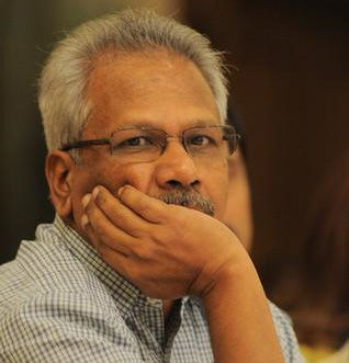 maniratnam Mani Ratnam records song for his next