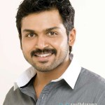 Karthi in Mumbai to select marriage costumes