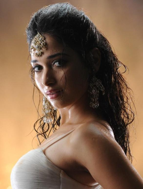 tamanna hot in badrinath4 586x775 Tamanna hot stills in Badrinath with Allu Arjun