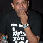 Venkat Prabhu - the Proud Dad
