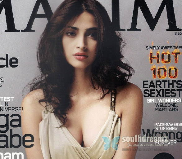 sonam kapoor maxim hq Vijay to pair up with actress Sonam Kapoor