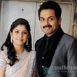 Karthi brings wife to his shooting spots