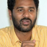 I am lucky, says Prabhu Deva