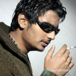 Jeeva's simultaneous shoot